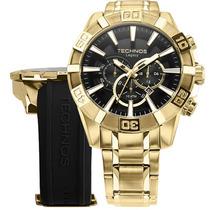Relógio Technos Legacy Troca Pulseira Os2aaj/4p