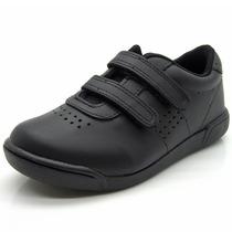 Tênis Infantil Colegial Bloompy Couro 2224-02 Maico Shoes