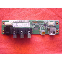 Placa Av Usb Lateral Tv Lcd Semp Lc3246wda Kk