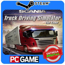 Scania Truck Driving Simulator Steam Cd-key Global
