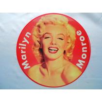 Lp Disc Picture Marilyn Monroe- Bye Bye Baby