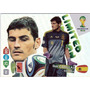 Cards Copa 2014 Adrenalyn Casillas Espanha Limited Edition