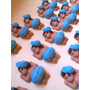 Kit 30 Bebe Biscuit Lembrancinha Nascimento Maternidade Cha