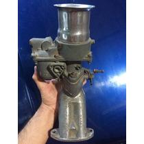 Carburador Solex 40 Opala Com Coletor (fusca, Puma, Brasilia