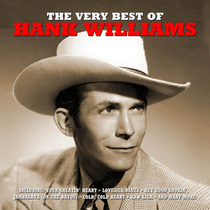 Cd Hank Williams Very Best Of [not Now] [eua] Novo Lacrado