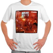Camiseta Rock - Traffic, Camel, Jefferson Airplane