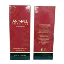 Perfume Animale Intense Eau De Parfum Fem 100ml Original