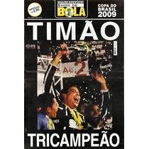 Pôster Corinthians Tricampeão Da Copa Do Brasil 2009