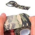 Fita Camuflagem Woodland Airsoft Paintball Armas
