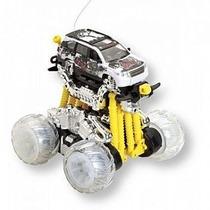 Carro De Controle Remoto Super Stunt Car Music