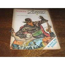 Album De Zorro Nº 7 Ano:1974 Editora Ebal Original
