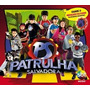 Patrulha Salvadora - Cd Original Vem Com Medalhao Do Poder