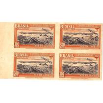 Specimen-quadra Nº 116 Sem Picote Definitiva Margem-1937