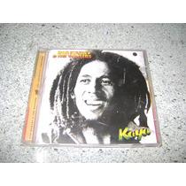 Cd - Bob Marley E The Wailers Kaya Com Uma Faixa Bonus