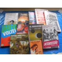 Chico Xavier Lote Com 11 Livros Compre Para Dar De Presente
