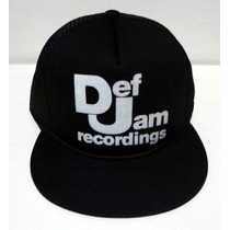 Bone Trucker Aba Reta Def Jam Recordings Hip Hop Label Dj