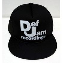 Bone Trucker Aba Reta Def Jam Recordings Hip Hop Label Dj