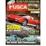 Fusca & Cia Nº105 Shark Herbie Vw Brasília Monocromática