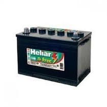 Bateria Heliar De 12v 90ah Caixa Alta Baterias De Carro