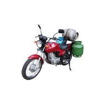 Suporte Para Gás Em Moto