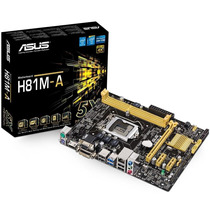 Placa Mãe Intel H81 Lga 1150 H81m-a/br Asus