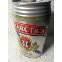 Lata Cerveja Vazia Ano 1996: Antarctica 350ml - Frete Grátis