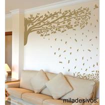 Galho De Árvore Grande Parede Decorativo 2 X 2m Frete Grátis