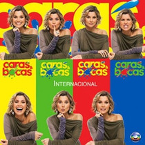 Cd / Caras E Bocas (2009) Trilha Internacional Da Novela