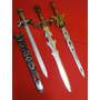 03 Espadas Arma Fantasia Medieval Imperio Romano Gladiador