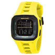 Relógio Rip Curl Trestles Pro Yellow *** Frete Gratis