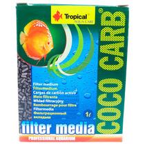 Tropical Carvão Ativado Casca De Coco 1l 420g
