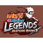 Naruto Shippuden Legends Akatsuki Rising-(psp)- Frete Gratis