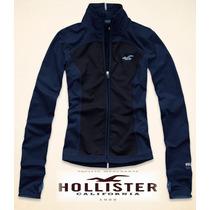 Hollister Abercrombie Casaco Femin Active Sportwear P/ent P