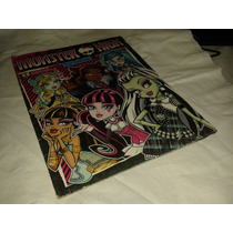 Album De Figurinhas Monster High - Incompleto