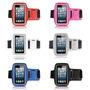 Braçadeira Celular Corrida Esporte Running Iphone 5 5c 4 6
