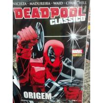Hq Deadpool Clássico - Origem