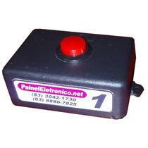 Controle Remoto Com Fio P/ Prog Painel Eletrônico E-painel