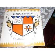 Lp Vinil Simple Minds Sparkle In The Rain