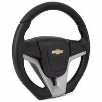 Volante Cruze Camaro Astra/meriva/corsa/vectra Gm Prata