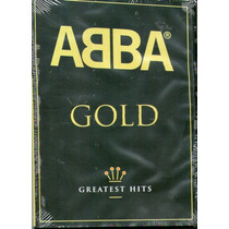 Dvd Abba Gold - Greatest Hits - Novo***