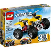 Brinquedo Novo Lacrado Lego Creator Quadriciclo Turbo 31022