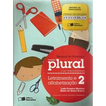 Plural Alfabetização E Letramento 2º Ano-manual Do Professor