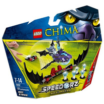 Brinquedo Novo Lacrado Lego Chima O Ataque Do Morcego 70137