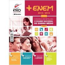 Livro: +enem 2013/2014 - Frete Único De R$15,00 ( Brasil)