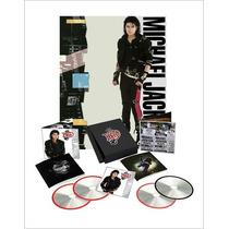 Cd/dvd Michael Jackson Bad (anniversary Super Dluxe) [eua]