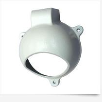 Protetor P/ Câmera Dome Com Porta Conector Acoplado