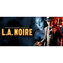 La Noire - The Complete Edition (+8 Dlc) - Pc- Original