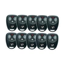 Lote Capa Controle Positron Exact Px32 3 Botões 10 Peças