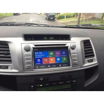 Central Multimidia M1 Toyota Hilux Sw4-srv 2012 / 2016 5.0