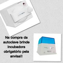 Autoclave Horizontal Digital Extra 21 Litros Inox Stermax